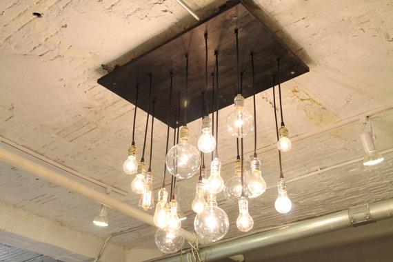 hanginglightarray
