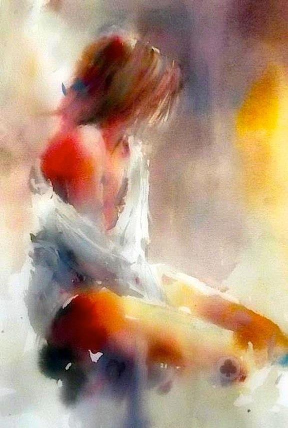 orhangurelwatercolor