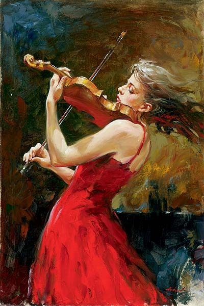andrewatroshenko violin