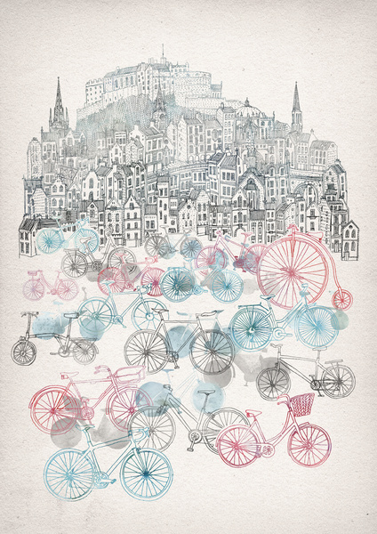 illustrationbicycles