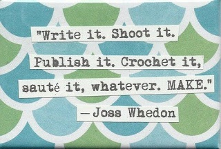 joss whedon write it quote