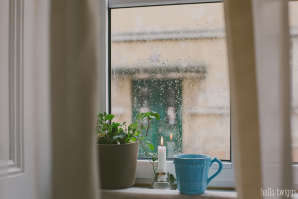 rainy afternoon