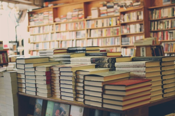Book Piles of Magic