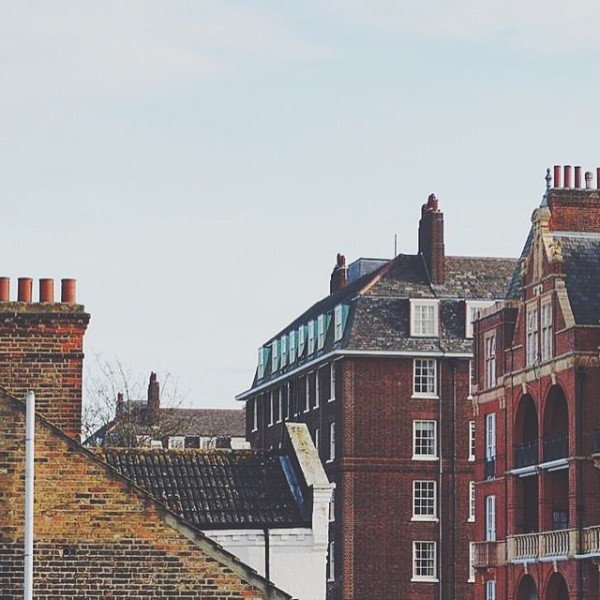 london rooftops