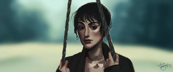 pride and prejudice elizabeth bennett illustraiton 2