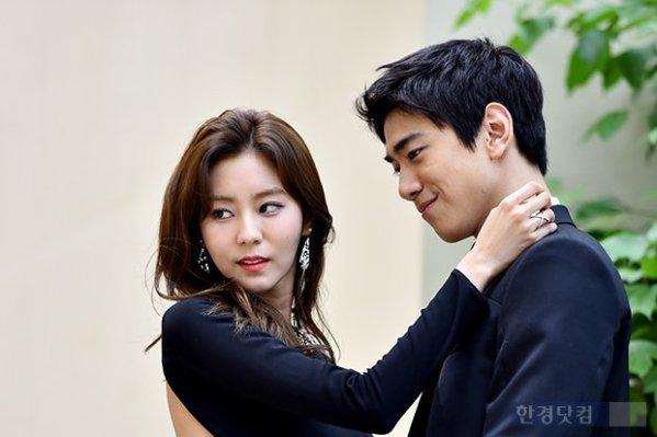 uee sung joon kiss high society