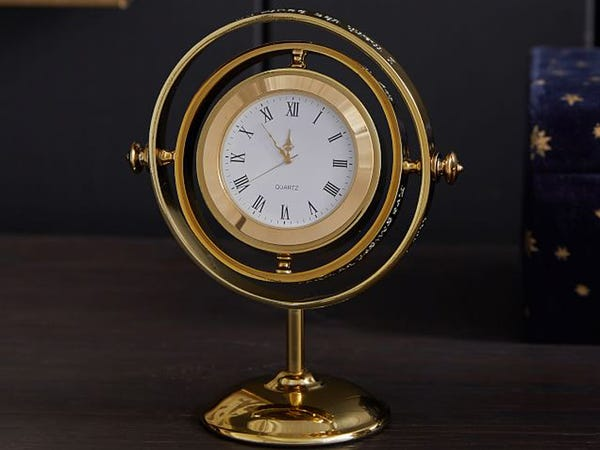 Harry Potter Time Turner clock