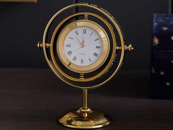 Harry Potter Time Turner clock